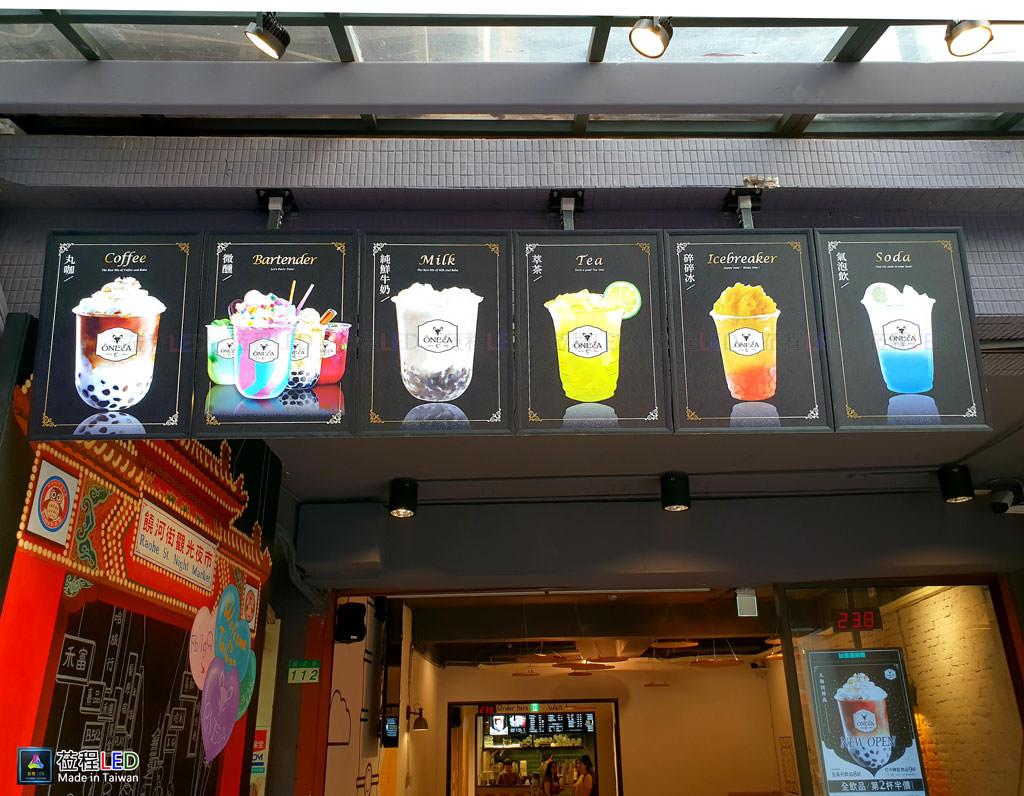 LED燈箱,台灣新創品牌-丸咖ONECA,led連板燈箱