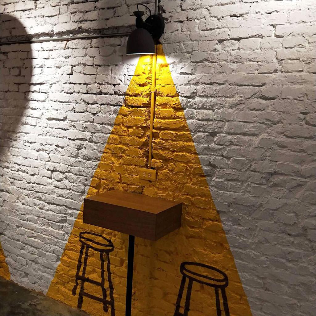 LED燈箱,台灣新創品牌-丸咖ONECA,LED燈箱建立IG網美新打卡點