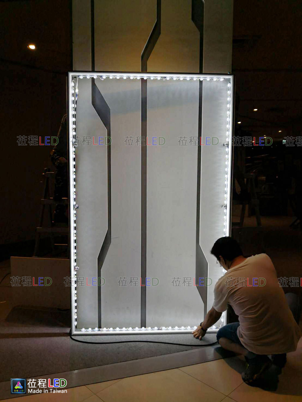 LED燈箱,百貨公司專櫃,百貨公司LED燈箱,幫助提升產品品牌形象