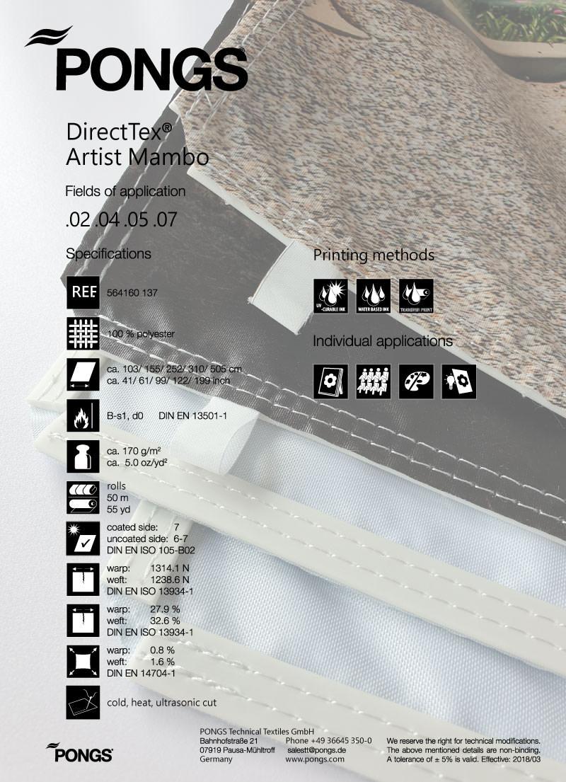 LED展覽布燈箱-卡布燈箱-德國進口防火布輸出證明