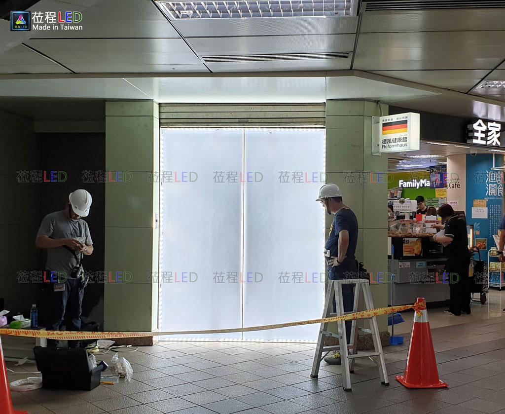 台灣晶元燈芯-布幔燈箱-卡布燈箱-LED燈箱